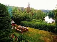 chata pastviny -