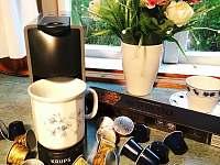 Kávovar na kapsle NESPRESSO - Pastviny