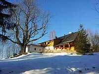 ubytování Sjezdovka Kačenčina sjezdovka - Olešnice v O.h. Chalupa k pronájmu - Deštné v Orlických horách