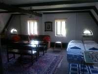 Ložnice na patře