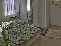 Ložnice s dvojlůžkem - Klášterec nad Orlicí