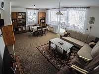 Obývací pokoj - Klášterec nad Orlicí