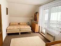 Pokoj pro 4 osoby - Klášterec nad Orlicí