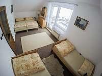 Pokoj pro 4 osoby - pronájem chalupy Klášterec nad Orlicí