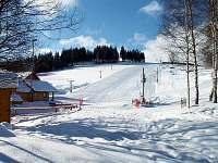 Skiareál - České Petrovice