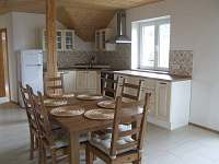 Apartmán Sendarž - kuchyňský kout