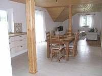 Apartmán Sendraž - obývací pokoj