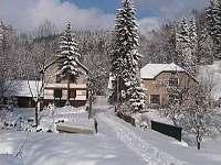 Chata k pronajmutí - Bysterské Doly Orlické hory