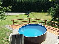 bazén s terasou - Kunvald
