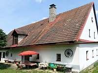 Chalupa k pronajmutí - dovolená Koupaliště Jablonné nad Orlicí rekreace Letohrad - Kunčice