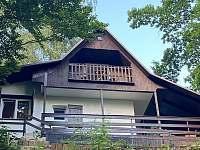 ubytování Ostrovské Předměstí na chatě