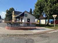 Informační centrum v obci Pastviny -