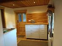 kuchyň horní apartmá
