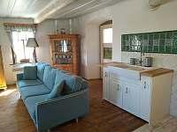 Kuchyň spodní apartmá