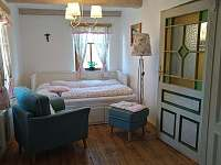 Ložnice 2 spodní apartmá
