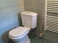 WC k ložnici 2 spodní apartmá