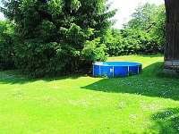 bazén - chalupa k pronájmu Letohrad - Kunčice