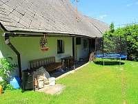 Chalupa U Orlice Letohrad-trampolína - ubytování Letohrad - Kunčice