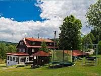 ubytování Horní Morava v penzionu