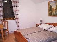 Ložnice 2 - apartmán k pronájmu Čenkovice