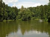 Ivanské jezero - pronájem chalupy Javornice