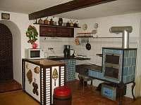 kuchyň - Javornice