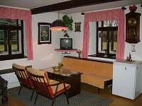 obývací kout - Javornice
