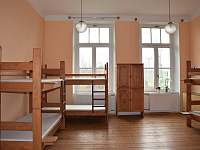 10 lůžkový pokoj - chalupa ubytování Kostelecké Horky