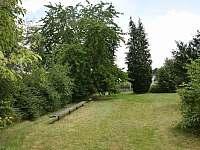 zahrada - Kostelecké Horky
