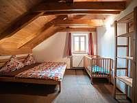 3+0 - chalupa ubytování Rokytnice v Orlických horách