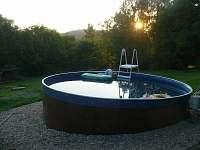 venkovní bazén 3,6m