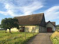ubytování Moravský Karlov na chalupě k pronájmu