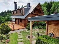 ubytování na chatě k pronajmutí Orlice