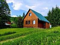 ubytování Sjezdovka Skipark Červená Voda - Heroltická Chata k pronajmutí - Čenkovice