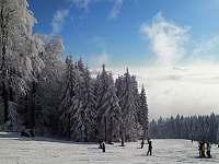 Skiresort Buková hora - Mlýnická sjezdovka