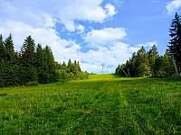 Svitavská sjezdovka v Čenkovicích