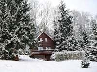 ubytování Ski areál Šerlišský mlýn Chata k pronajmutí - Deštné v Orlických horách