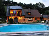 Levné ubytování Bazén Šumperk - Aquacentrum Chata k pronájmu - Bušín