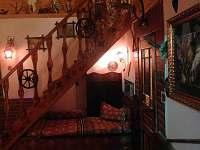 relax v krbovně - pronájem chaty Bušín