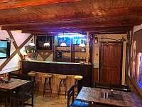 vinárna - chata k pronajmutí Bušín