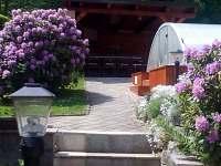 zahrada - Bušín