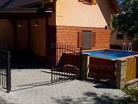 Chata k pronajmutí - okolí Jakubovic
