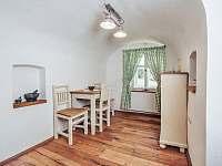 Posezeni v kuchyni - Valteřice
