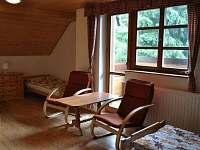 část A - 5 lůžkový pokoj - chata k pronajmutí Dolní Morava