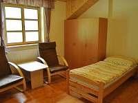 část B - pokoj - chata k pronájmu Dolní Morava
