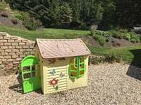 Hrací domeček pro děti - Červená Voda