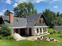 Chalupa k pronájmu - okolí Dolních Boříkovic