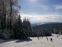 Sjezdovka Buková hora v Červené Vodě -