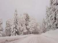 Zima - chalupa k pronájmu Orlické Záhoří - Jadrná