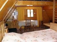 Horní ložnice 2 - chalupa k pronajmutí Dolní Orlice